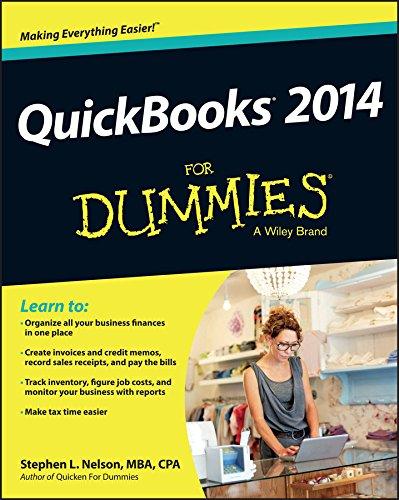 9781118720059: QuickBooks 2014 For Dummies