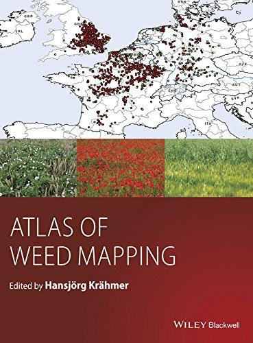 Atlas of Weed Mapping: Kraehmer, Hansjoerg