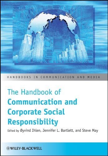9781118721384: The Handbook of Communication and Corporate Social Responsibility (Handbooks in Communication and Media)