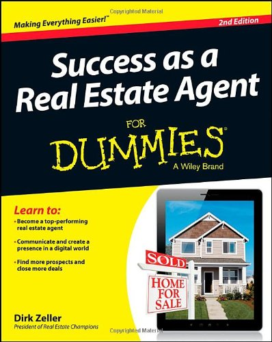9781118721551: Success as a Real Estate Agent For Dummies
