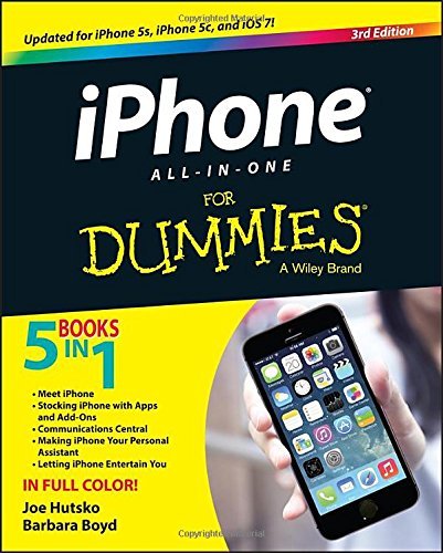 9781118723005: iPhone All-in-One For Dummies