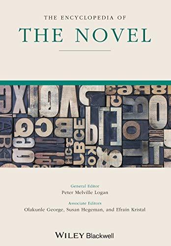 9781118723890: The Encyclopedia of the Novel (Wiley-Blackwell Encyclopedia of Literature)