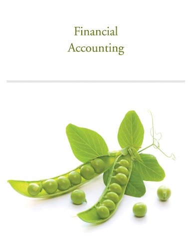 Financial Accounting: Jerry J. Weygandt, Donald E. Kieso Paul D. Kimmel
