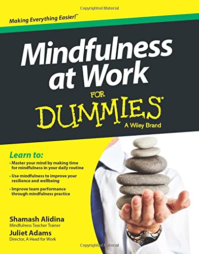 9781118727997: Mindfulness at Work For Dummies (For Dummies Series)