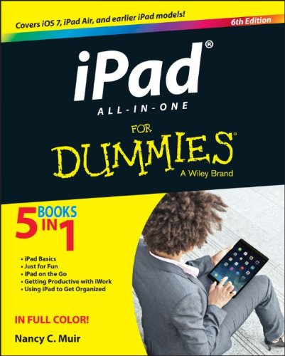 9781118728116: iPad All-in-One For Dummies