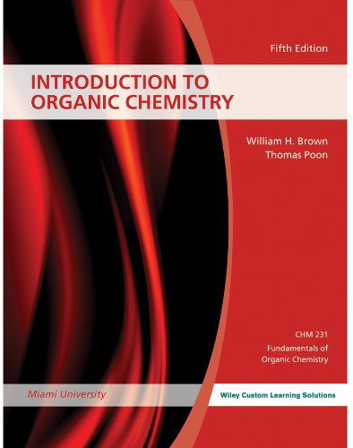 9781118732489: Introduction to Organic Chemistry