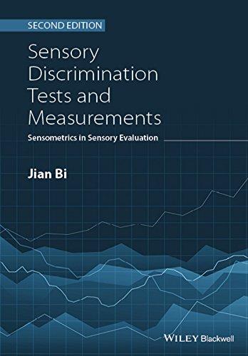 Sensory Discrimination Tests and Measurements: Bi, Jian