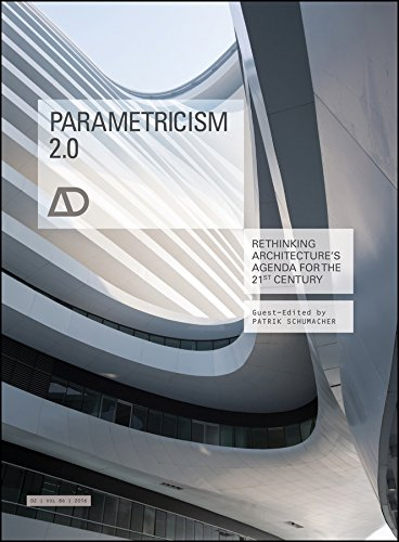 9781118736166: Parametricism 2.0: Rethinking Architecture's Agenda for the 21st Century AD (Architectural Design)