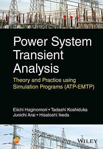 9781118737538: Power System Transient Analysis: Theory and Practice using Simulation Programs (ATP-EMTP)