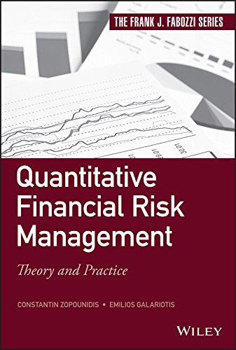 Quantitative Financial Risk Management: Theory and Practice: Constantin Zopounidis, Emilios