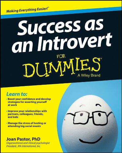 9781118738375: Success as an Introvert For Dummies