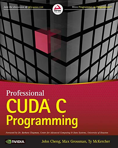 9781118739327: Professional CUDA C Programming