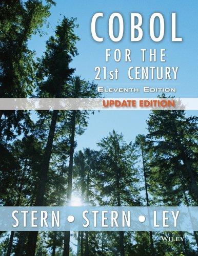 9781118739532: COBOL for the 21st Century