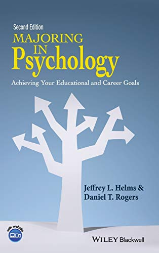 9781118741023: Majoring in Psychology: Achieving Your Educational and Career Goals