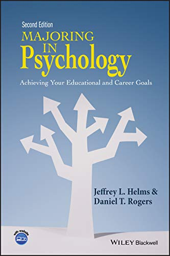 9781118741030: Majoring in Psychology: Achieving Your Educational and Career Goals