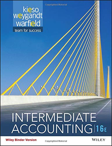 9781118742976: Intermediate Accounting, Binder Ready Version