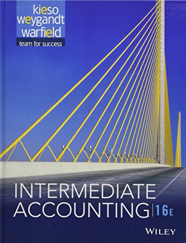 9781118743201: Intermediate Accounting
