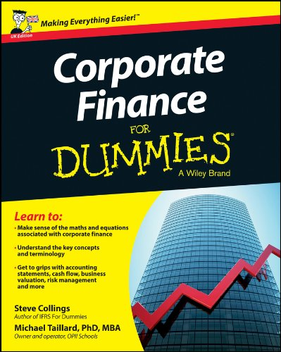 9781118743508: Corporate Finance For Dummies - UK