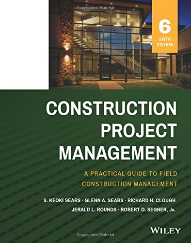9781118745052: Construction Project Management