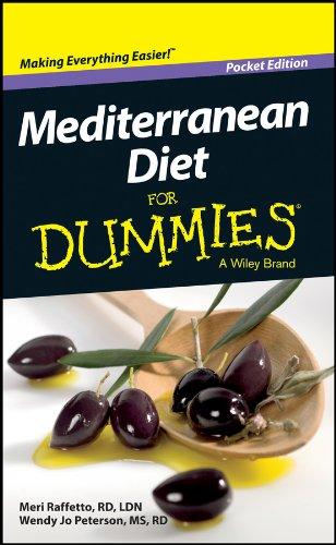 9781118748145: Mediterranean Diet For Dummies