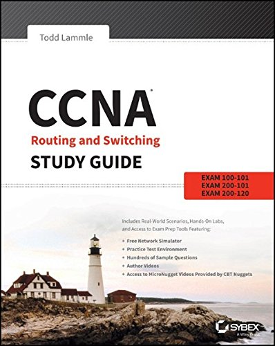 9781118749616: CCNA Routing and Switching Study Guide: Exams 100-101, 200-101, and 200-120