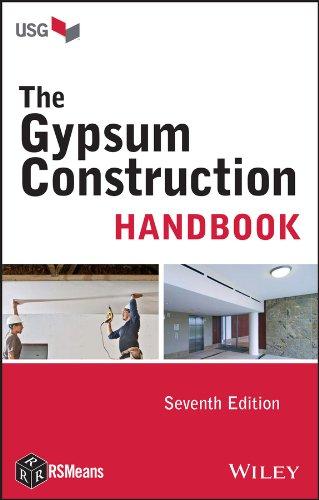 9781118749845: The Gypsum Construction Handbook (RSMeans)