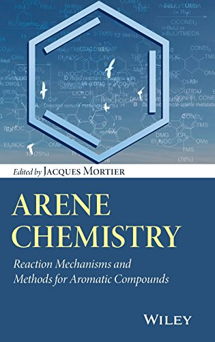9781118752012: Arene Chemistry: Reaction Mechanisms and Methods for Aromatic Compounds