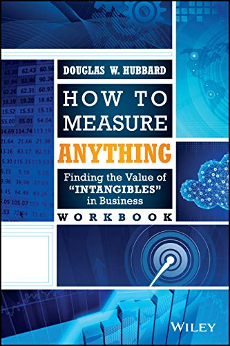9781118752364: How to Measure Anything Workbook: Finding the Value of Intangibles in Business