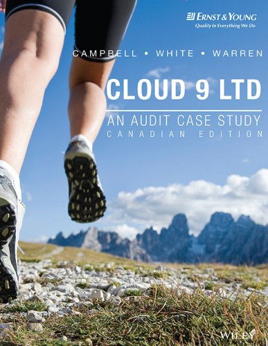 Cloud 9: An Audit Case Study: Wiley