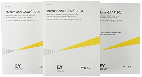 9781118757857: International GAAP 2014: Generally Accepted Accounting Principles Under International Financial Reporting Standards
