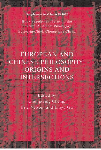 European and Chinese Traditions of Philosophy (Journal of Chinese Philosophy Supplement): Cheng, ...