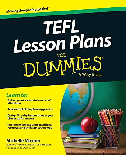 9781118764275: TEFL Lesson Plans For Dummies (For Dummies (Career/Education))