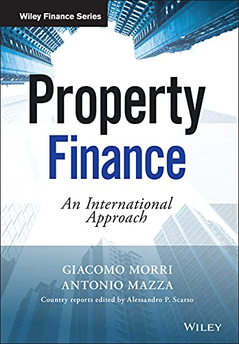9781118764404: Property Finance: An International Approach (The Wiley Finance Series)