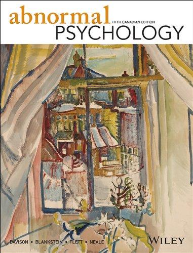 ABNORMAL PSYCH.-W/BRF.DSM-5 >CANADIAN<