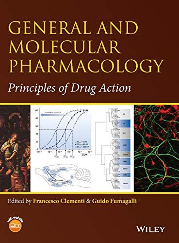 9781118768570: General and Molecular Pharmacology: Principles of Drug Action