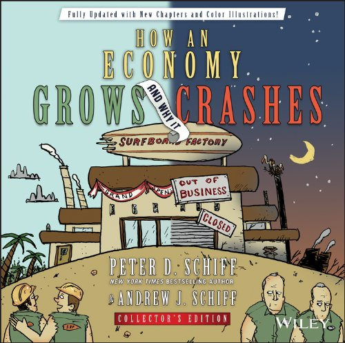 9781118770276: How an Economy Grows and Why It Crashes