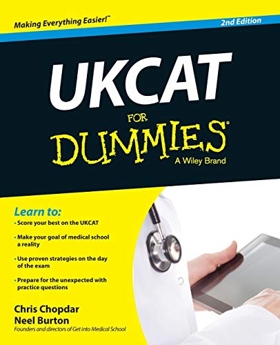 9781118770504: UKCAT For Dummies