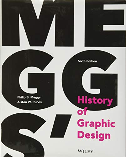 9781118772058: Meggs' History of Graphic Design