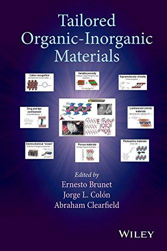 9781118773468: Tailored Organic-Inorganic Materials