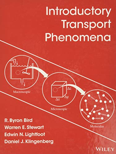 Introductory Transport Phenomena (Hardcover): R. Byron Bird