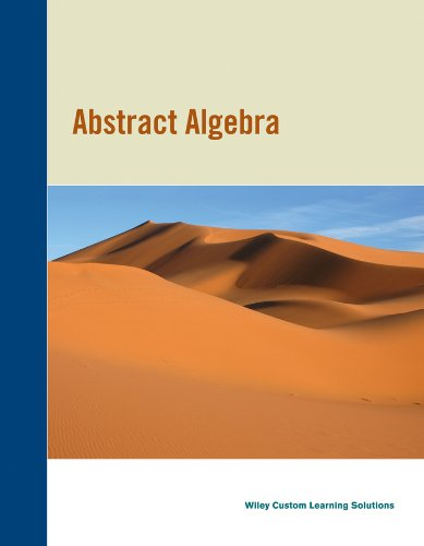 9781118777800: (Wcls) Abstract Algebra 3e CA