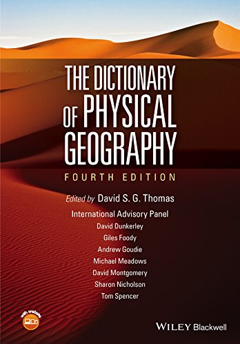 9781118782347: The Dictionary of Physical Geography