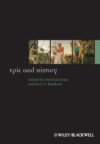 Epic and History Format: Paperback: Editor: David Konstan