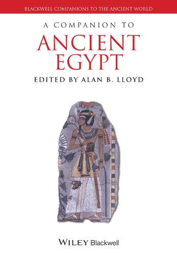 9781118785140: A Companion to Ancient Egypt
