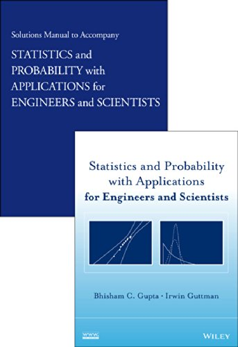 9781118789827: Statistics and Probability with Applications for Engineers and Scientists Set