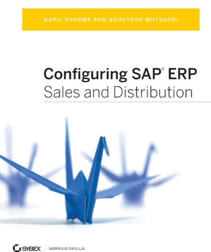 9781118791431: Configuring SAP ERP Sales and Distribution