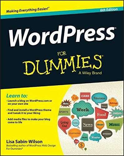 9781118791615: WordPress For Dummies