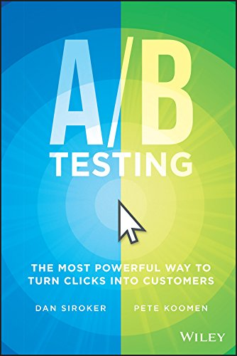 9781118792414: A/ B Testing: The Most Powerful Way to Turn Clicks into Customers