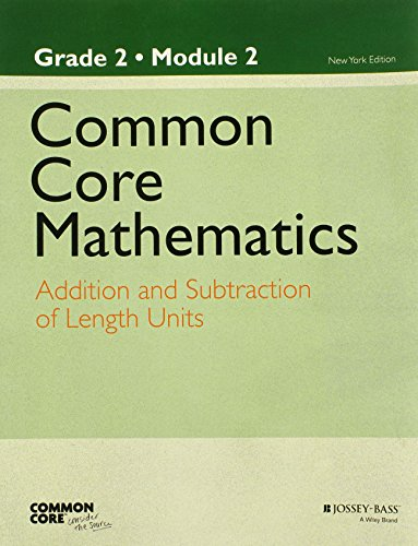 9781118793633: Eureka Math, A Story of Units: Grade 2, Module 2: Addition and Subtraction of Length Units