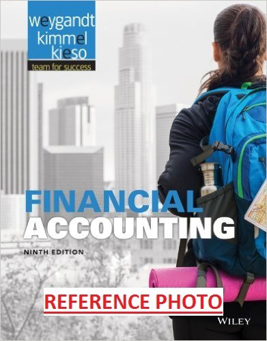 9781118796696: Financial Accounting, 9th Edition (WileyPLUS Access Code)